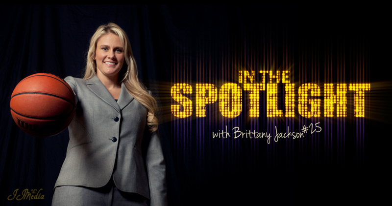 Brittany Jackson | In the Spotlight Promotional Photos
