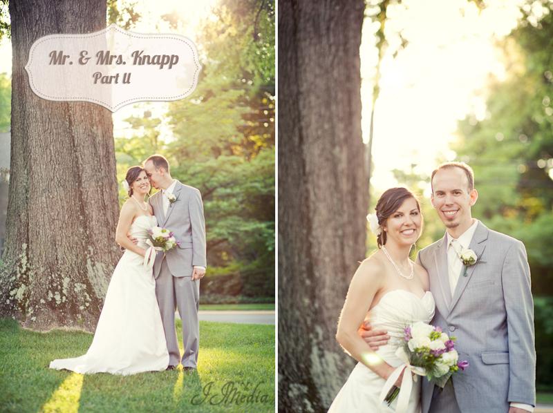 Mr & Mrs. Knapp Part II