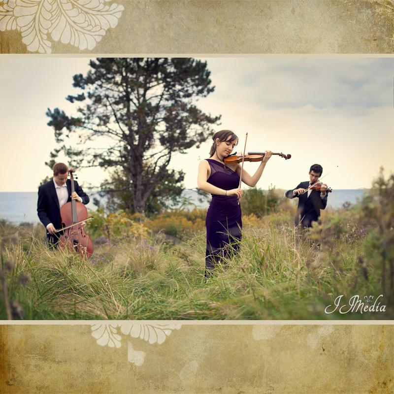 Durham String Trio | Musician Portraits