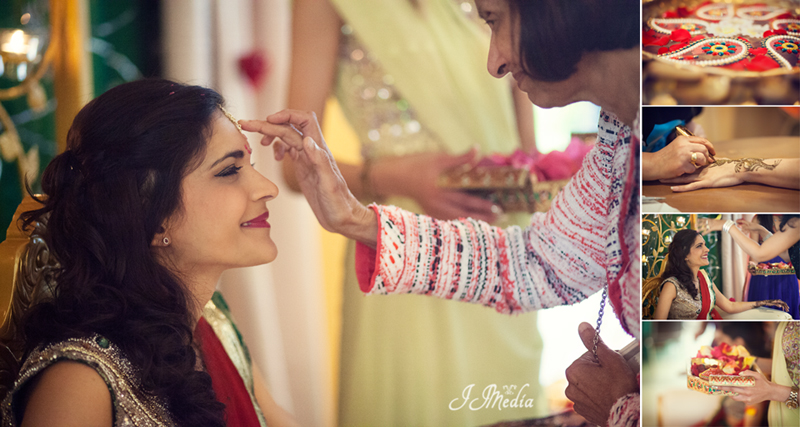 Mehndi Indian Ceremony