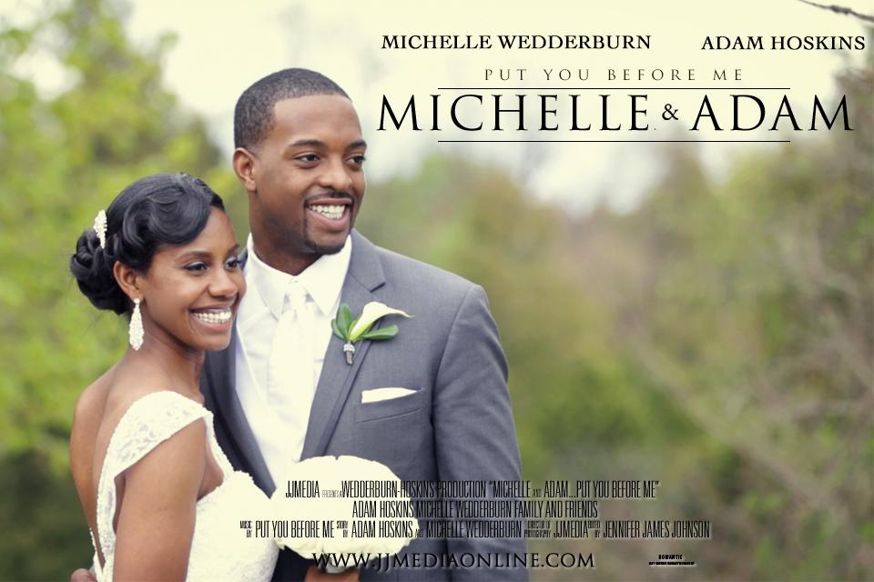 Michelle + Adam