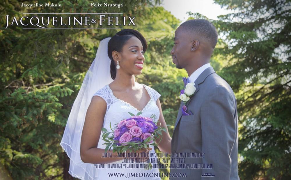 Jacqueline + Felix, Toronto Wedding