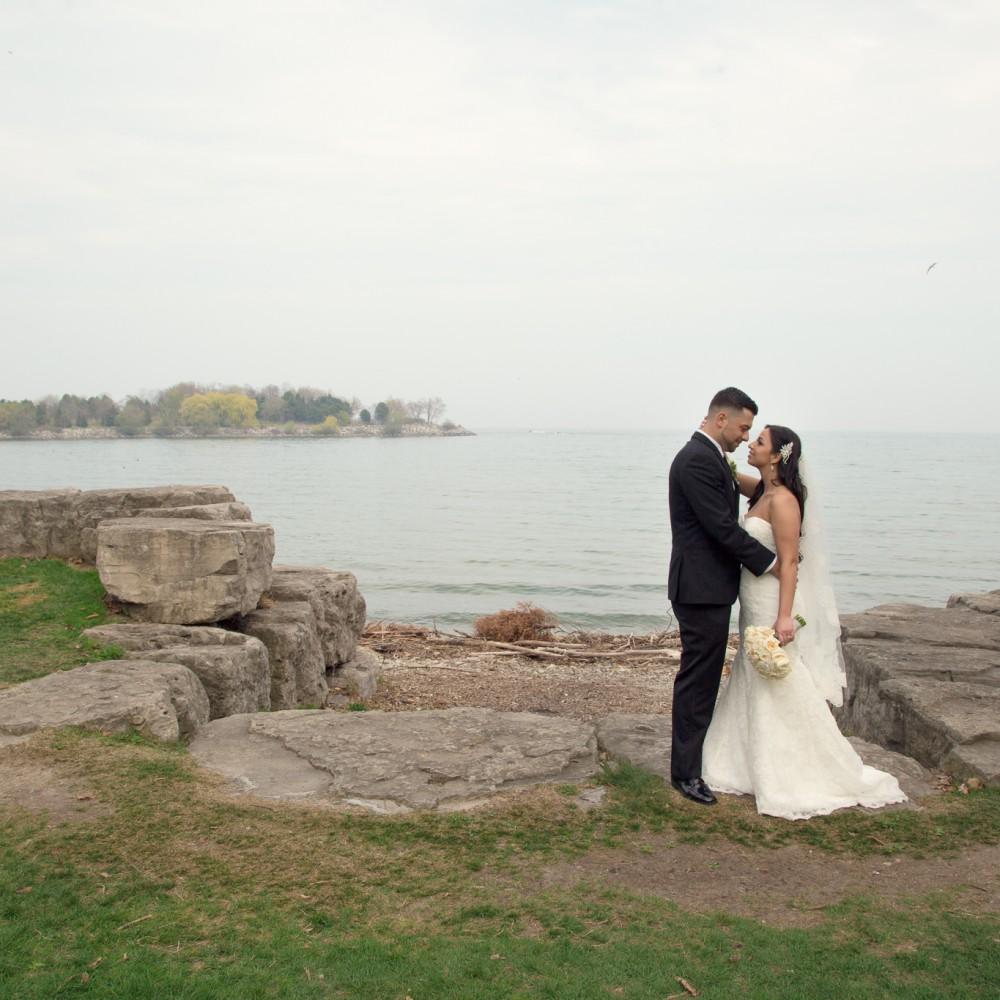 Mississauga Grand Adamson Estate Wedding