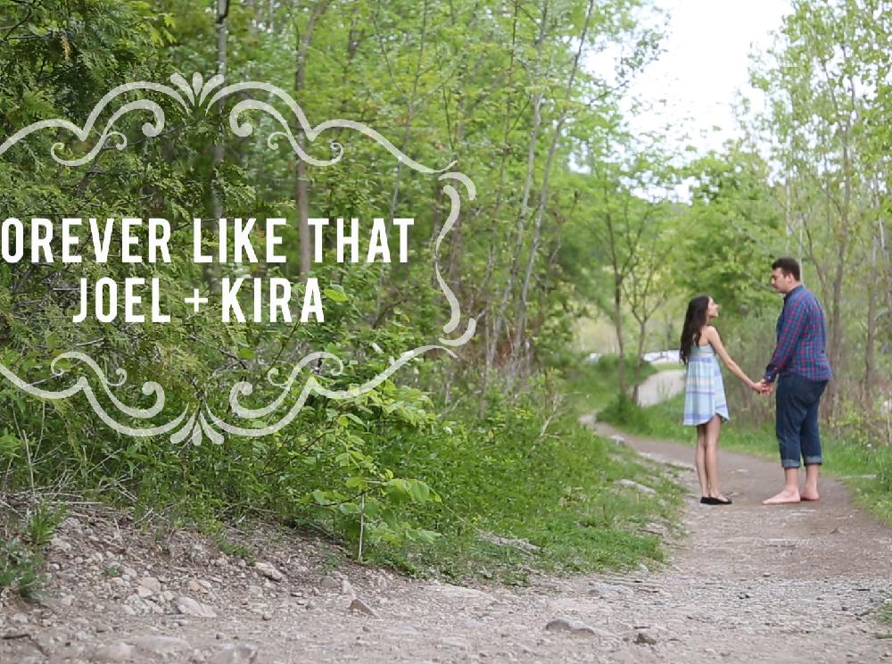 Joel + Kira Proposal