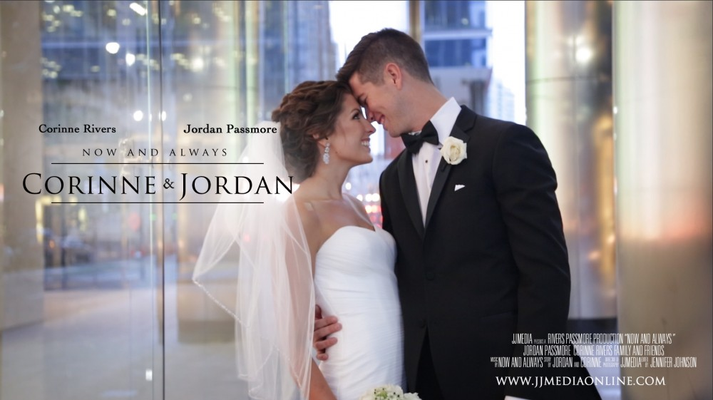 Trump Hotel Wedding Corinne and Jordan