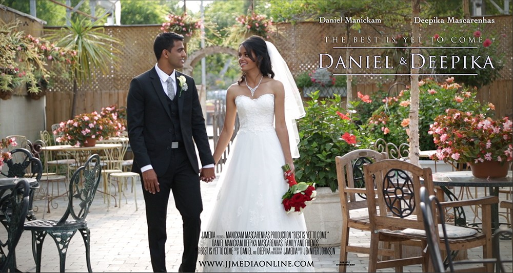 Daniel + Deepika | Madsen's Greenhouse Wedding