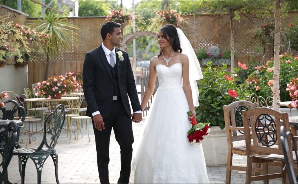 Daniel + Deepika