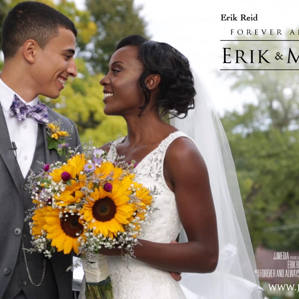 Old Mill Wedding Erik + Mikayla