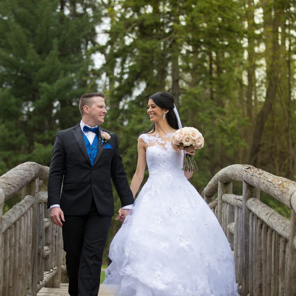 Lydia + Justin, Edwards Gardens Wedding