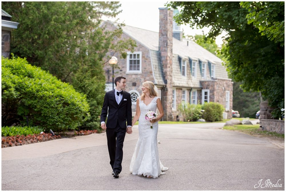Laura and Guillaume, McLean House Wedding