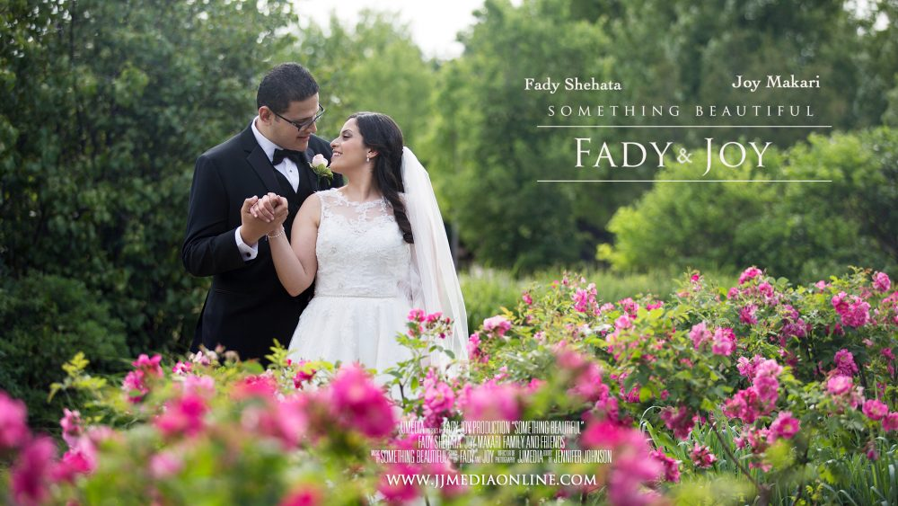 Joy and Fady, Venetian Wedding