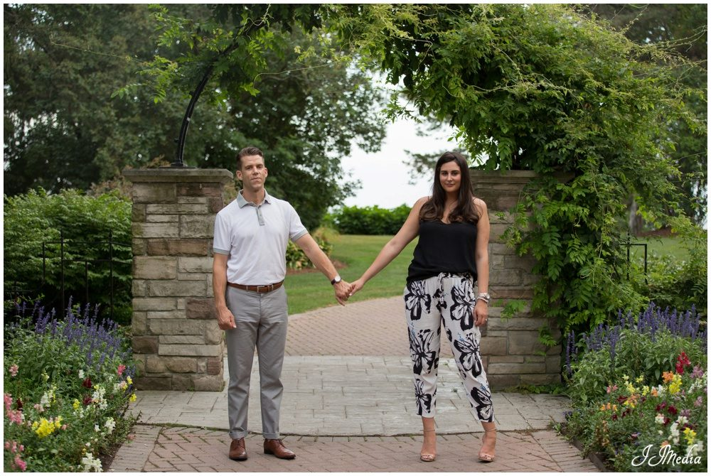 Nicole and Antony, Adamson Estate Engagement Photos