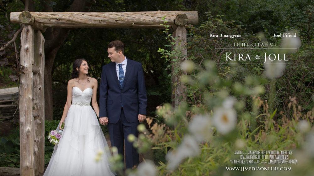 Kira and Joel Park Manor Hall Wedding