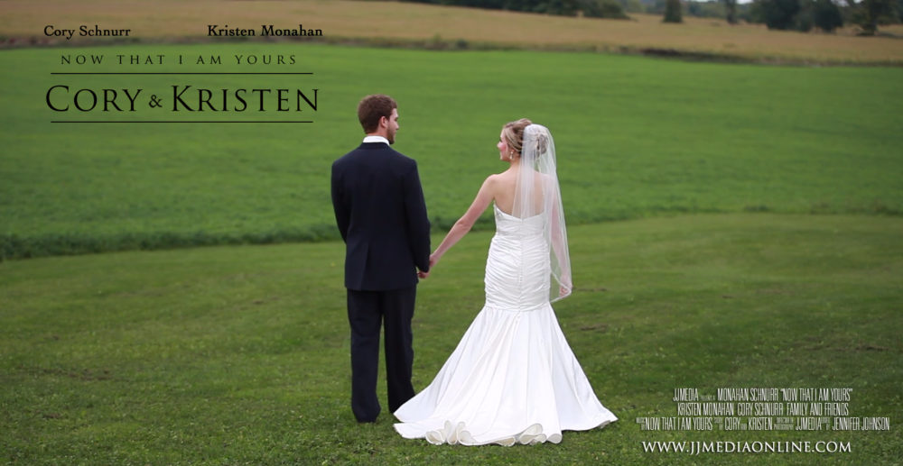 Cory and Kristen, Wedding Videography