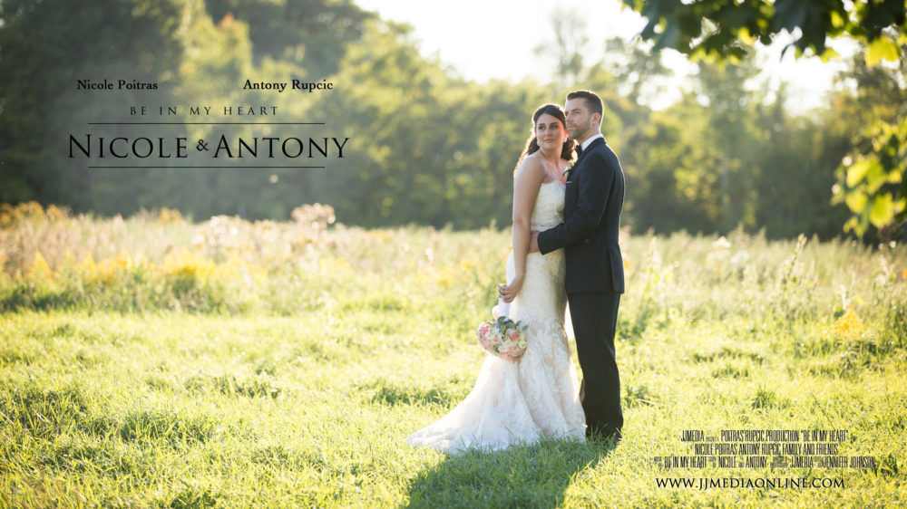 Nicole and Antony, Earth to Table Farms Wedding
