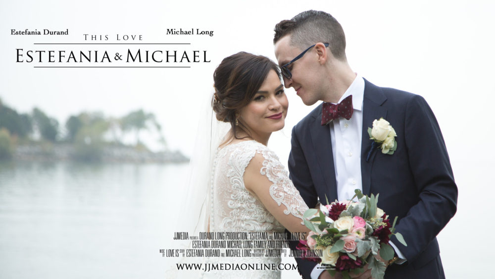 Estefania and Michael, The Good Son Wedding