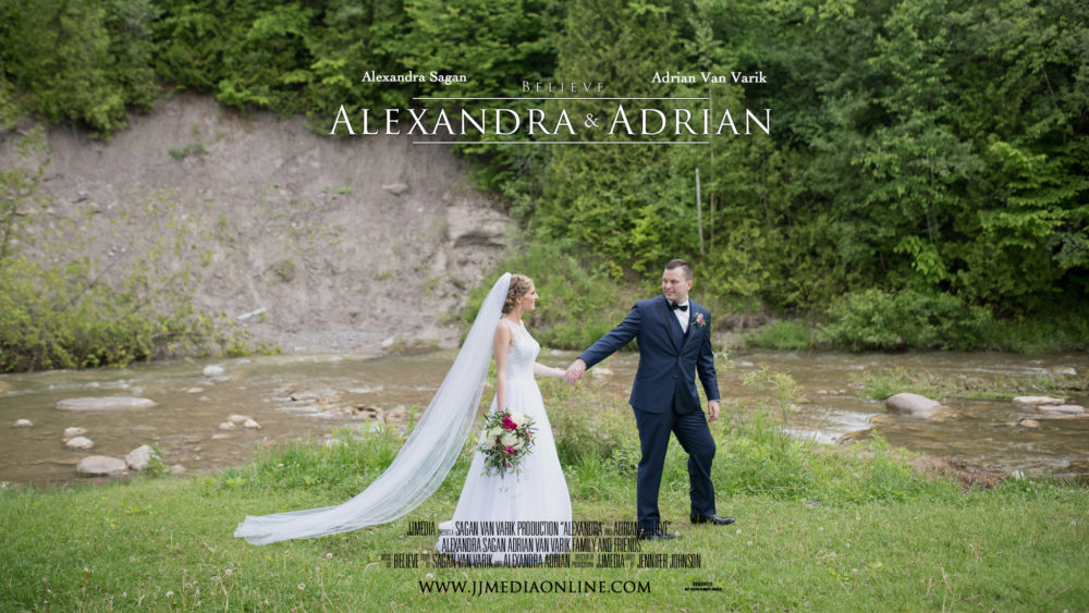 Alexandra and Adrian, Sikorski Polish Hall Wedding