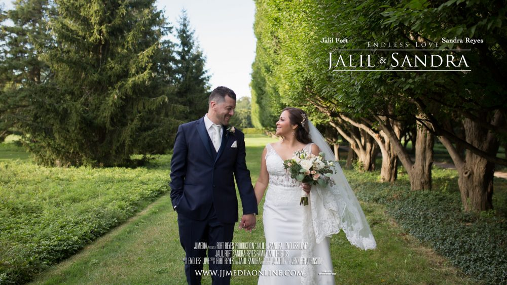 Sandra and Jalil, Niagara-on-the-Lake Wedding